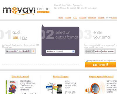 Movavi online